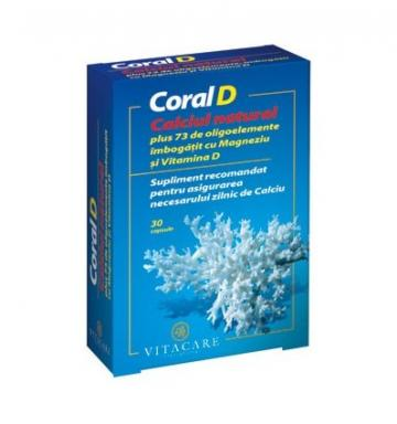 Coral D x 30 cps
