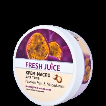 Crema-unt corporal Passion Fruit&Macadamia