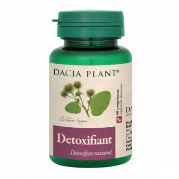 Detoxifiant comprimate