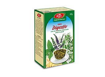 Ceai Digestiv (contra colicilor), D65  50 gr.