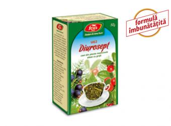 Diurosept, U62, ceai la pungă