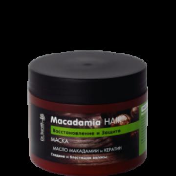 DR.SANTE Masca regeneranta pentru par fragil cu ulei de macadamia si cheratina