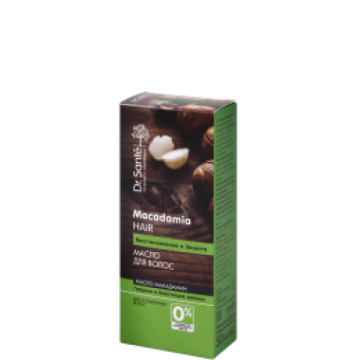 DR.SANTE  Ulei regenerant pentru par fragil cu ulei de macadamia si cheratina