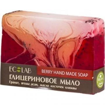 ECOLAB Sapun cu glicerina, extracte de rodie, acai si ulei de merisor   - Lichidare stoc