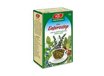 Ceai Enterostop D51 50 gr