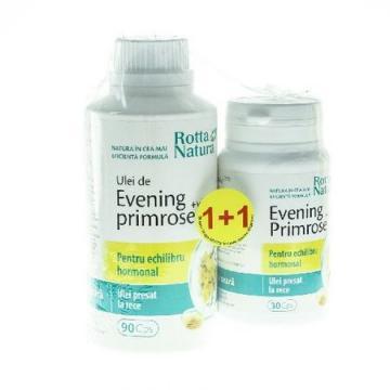 Evening primrose Pachet 90+30 cps