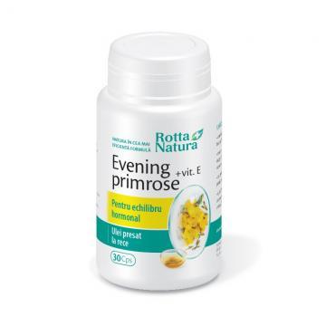 Evening Primrose +Vit. E  90 cps