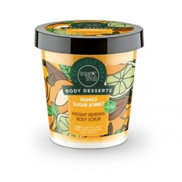 Exfoliant corporal Instant Renewal Mango Sugar Sorbet