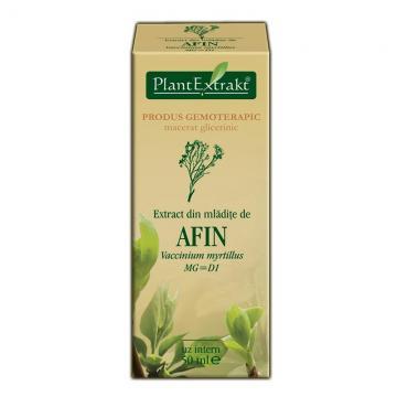 Extract Din Mlădiţe De Afin 50 ml