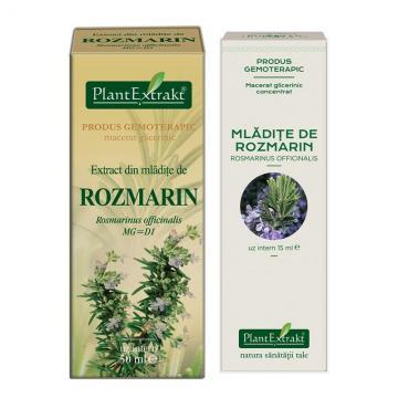Extract Din Mlădiţe De Rozmarin 50 ml