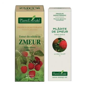 Extract Din Mlădiţe De Zmeur 50 ml