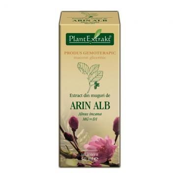 Extract Din Muguri De Arin Alb 50 ml