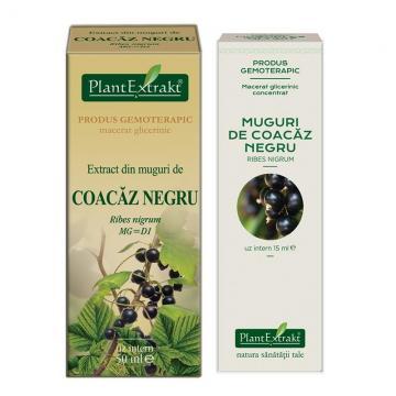 Extract Din Muguri De Coacaz Negru 50 ml