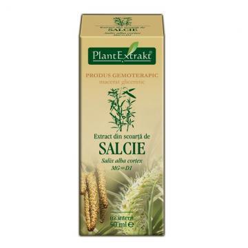 Extract Din Scoarţă De Salcie 50 ml