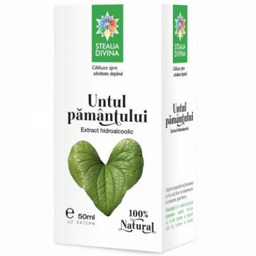 Extract Hidroalcoolic Untul Pamantului 50 ml