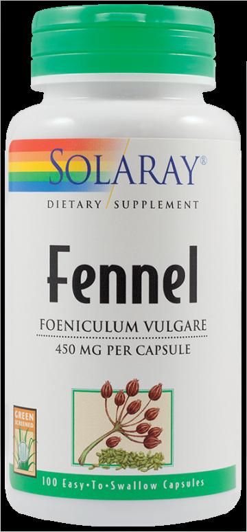Fennel (Fenicul) 450mg 100 cps