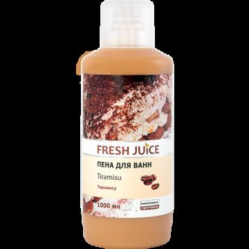 FRESH JUICE Spumant de baie cu proteine lactice, extracte de cacao si cafea
