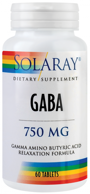 GABA 750mg, 60 tablete