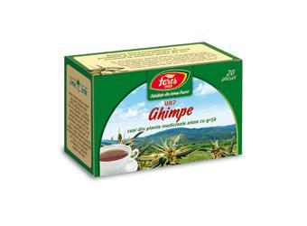 Ghimpe, iarba, U87, ceai la plic