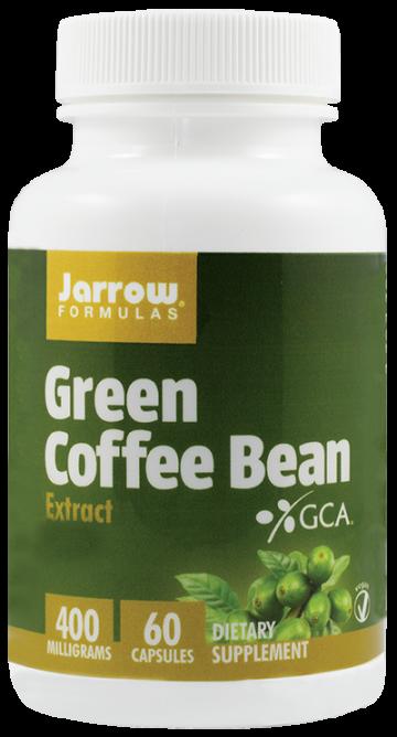 Green Coffee Bean 400mg  60 cps