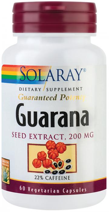 Guarana 200 mg 60 cps