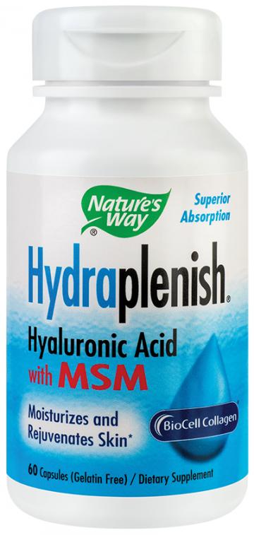 Hydraplenish® Plus MSM   60cps