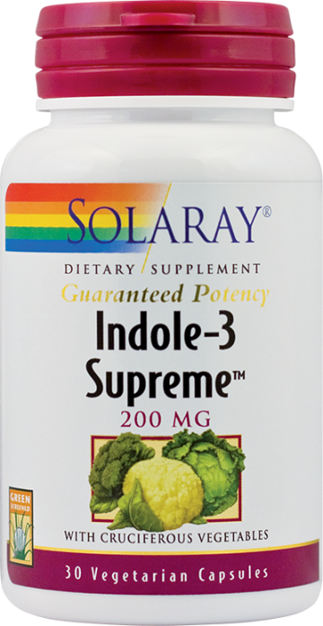 Indole-3 Supreme™  30cps Vegetale