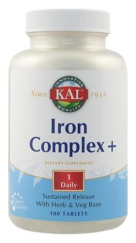 Iron Complex + 100 tb