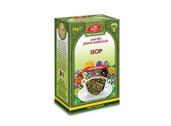 Isop, iarbă, ceai la pungă