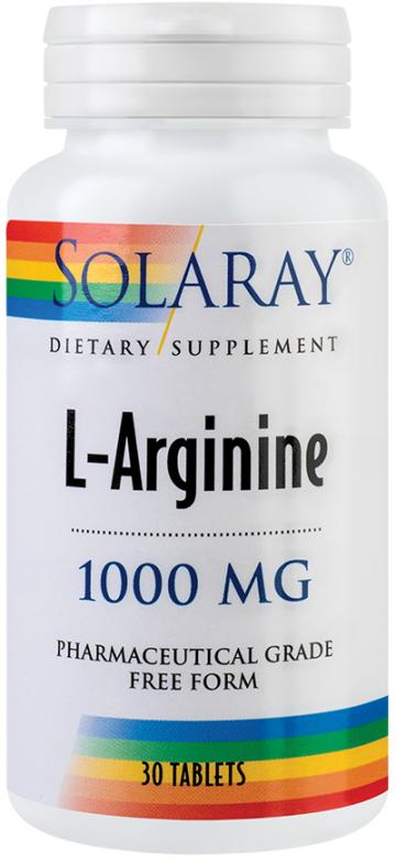 L-Arginine 1000mg  30 tb