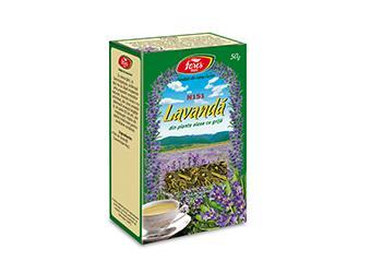 Lavandă, flori, N151, ceai la pungă