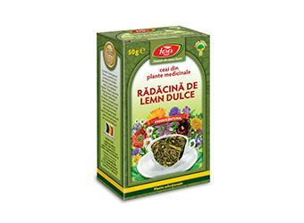 Lemn dulce, rădăcină, ceai la pungă