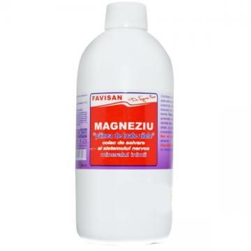 Magneziu Lichid 500 ml