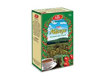Măceșe, fructe, F183, ceai la pungă