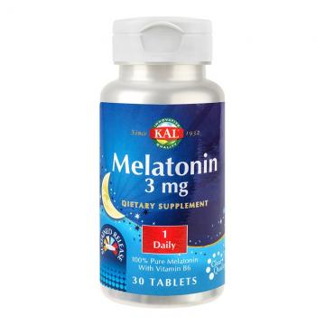 Melatonin 3 mg 30 tbl