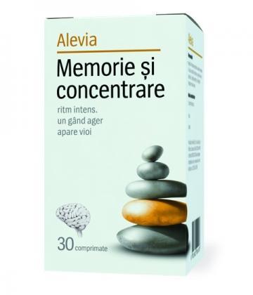 Memorie Si Concentrare 30cpr