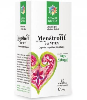 Menstrofit Cu Vitex 60 cps