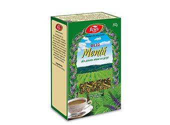 Mentă, iarba, D122, ceai la pungă