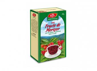 Merișor, fructe, U90, ceai la pungă
