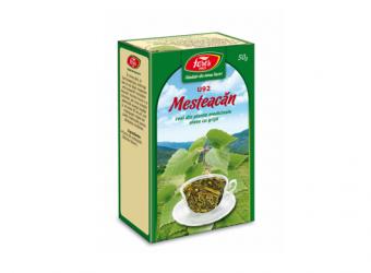 Mesteacăn, frunze, U92, ceai la pungă