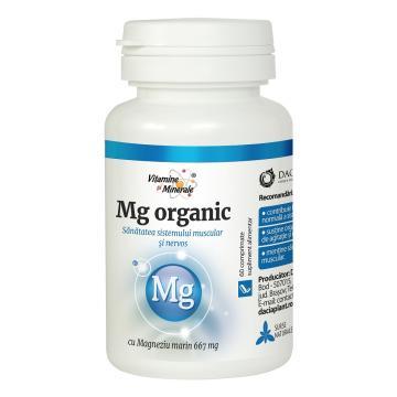 Mg Organic 60 cpr