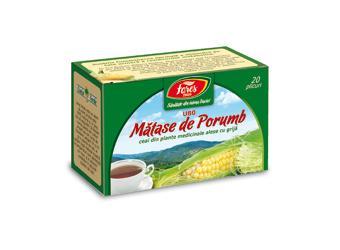 Mătase de porumb, U80, ceai la plic