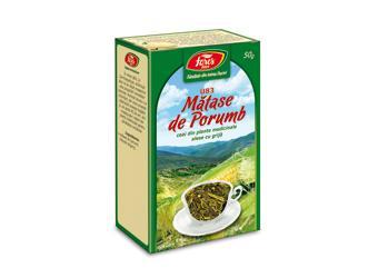 Mătase de porumb, U83, ceai la pungă