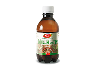 Sirop Muguri de Pin, R12 250 ml