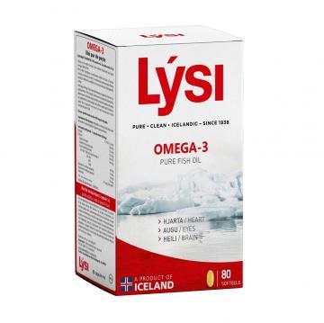Omega 3 Ulei De Peste 80cps