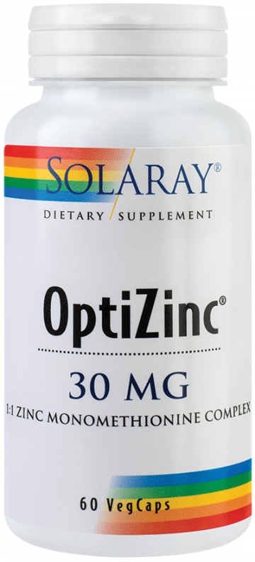 OptiZinc® 30mg   60cps Vegetale