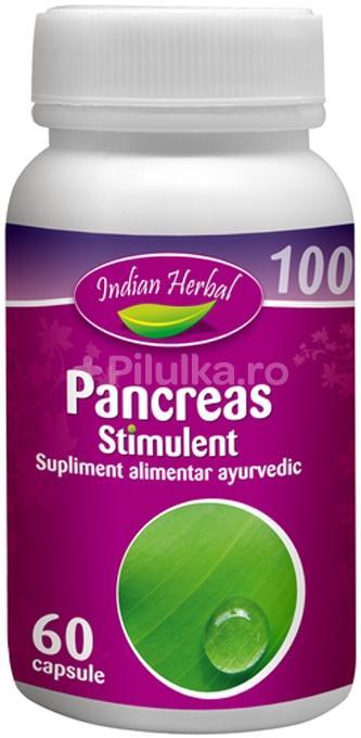 Pancreas Stimulent  60 cps