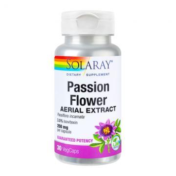 Passion Flower (Floarea-pasiunii)  30cps Vegetale