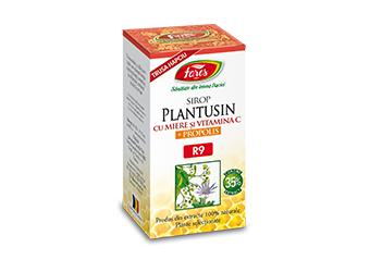 Sirop Plantusin cu Miere şi Propolis, R9 100 ml