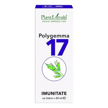 Polygemma 17  Imunitate  50 ml